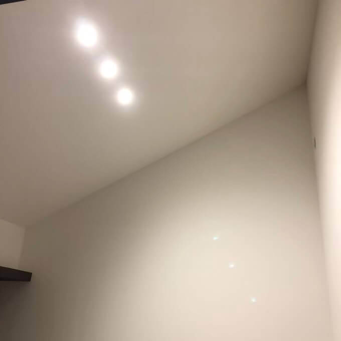 勾配天井の実例