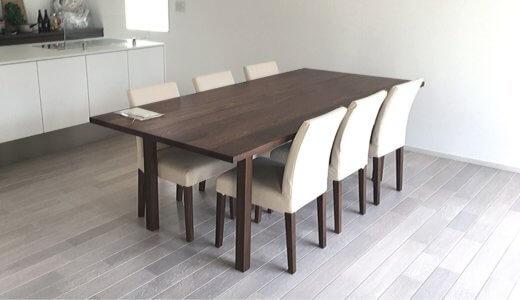 無印良品おすすめ家具|デザインが素敵すぎる無垢材ダイニングテーブル【口コミ・評判】